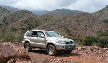 Location 4x4 Marrakech