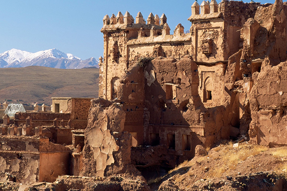 Excursion Kasbah Télouet