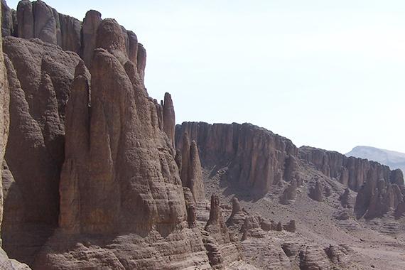 Le Massif de Saghro